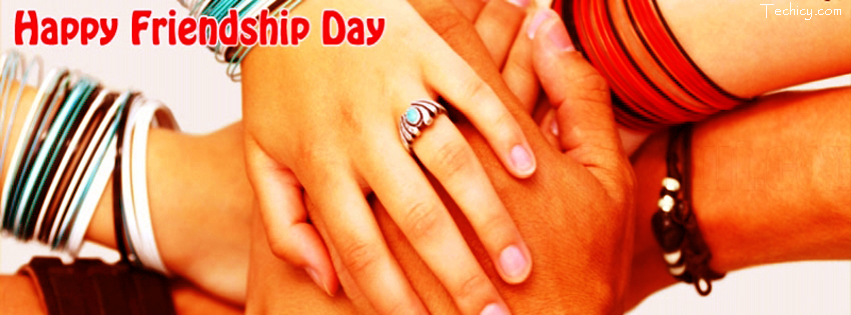Friendship Day Facebook Covers, Photos, Banners 2015