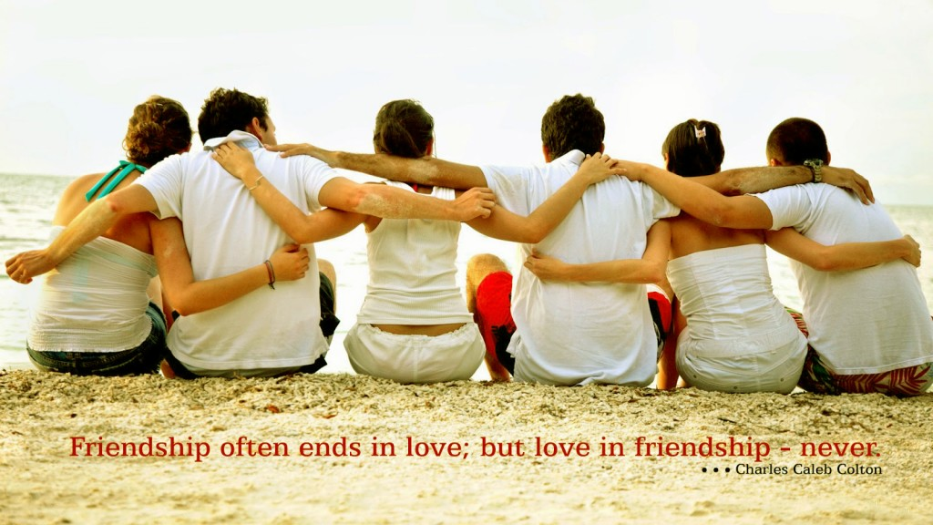 Friendship Day HD Images & Wallpapers Free Download