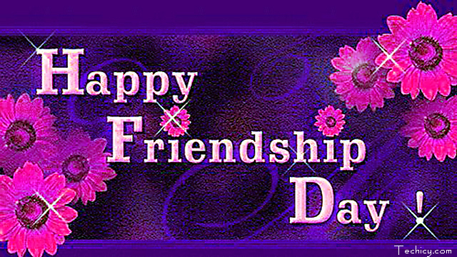 Happy Friendship Day Greetings Cards 2016 - Cards for Friends