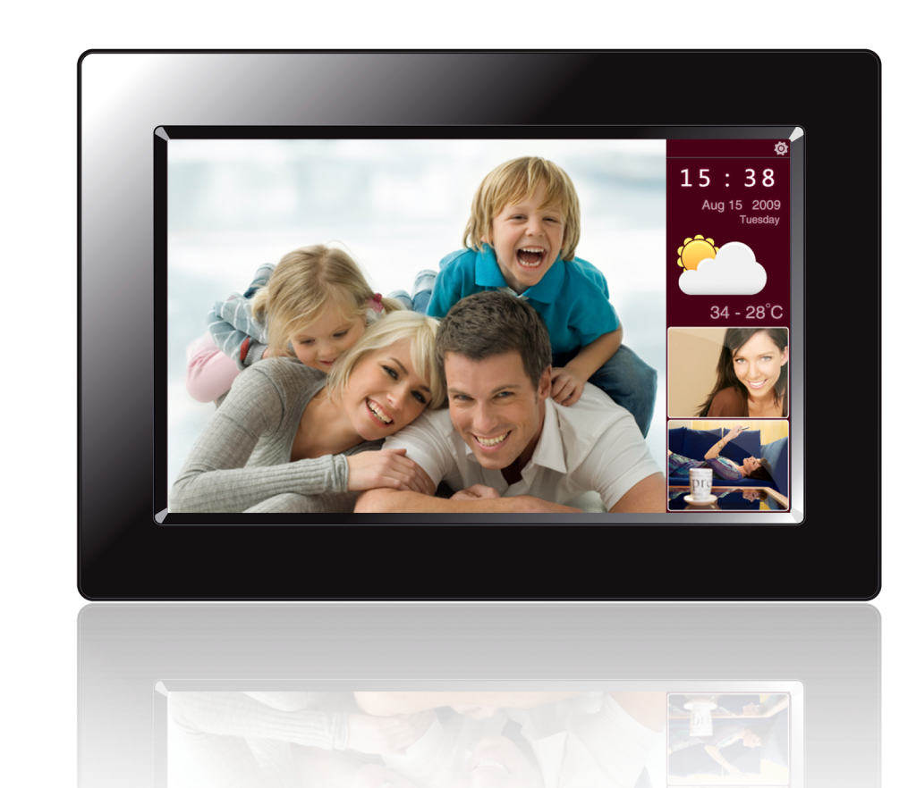 Happy Friendship Day Gift Ideas Digital-Photo-Frame
