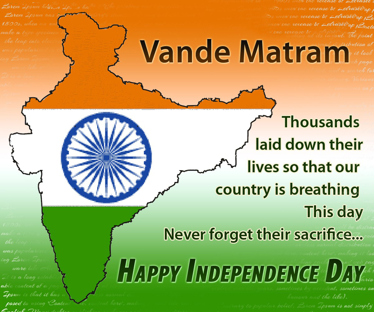 [India] Independence Day Messages, Quotes, & SMS (English ...