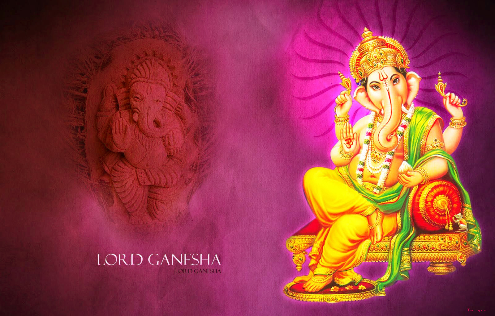 Download Ganesh Chaturthi HD Images Wallpapers