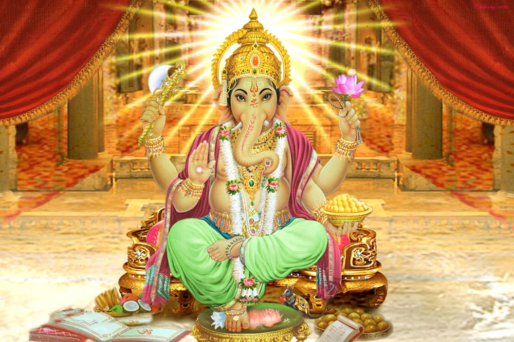 Download Images Of Lord Ganesha: Ganesh Chaturthi HD Images, Wallpapers, Pics, And Photos