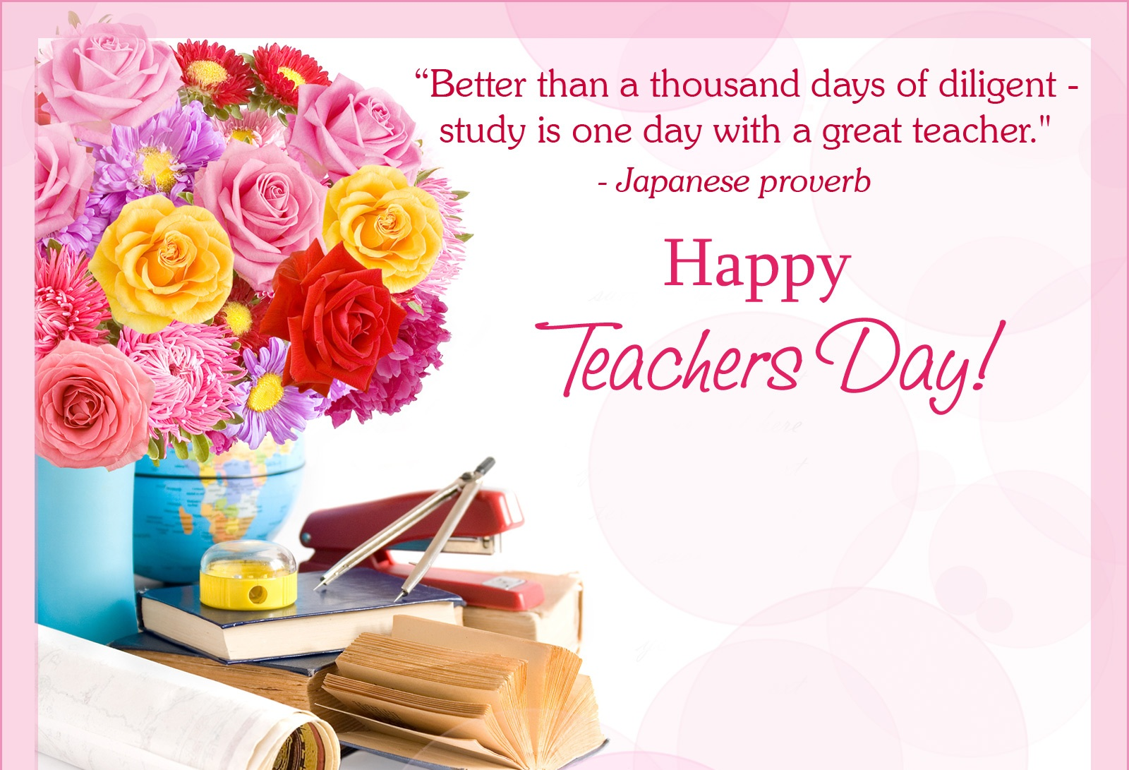 Happy Teachers Day HD Images, Wallpapers, Pics, and Photos ...
