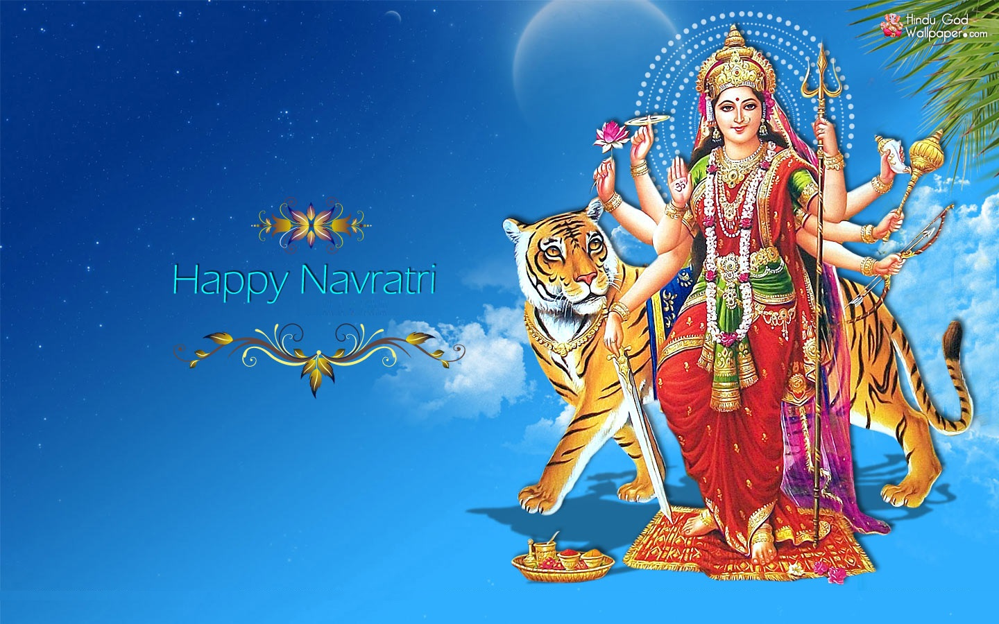 navratri maa durga hd images wallpapers and photos free download