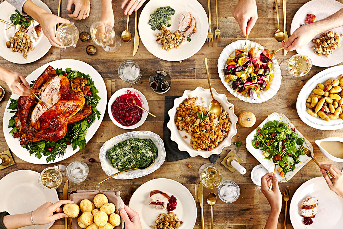 Happy Thanksgiving Dinner Ideas & Recipes - Techicy