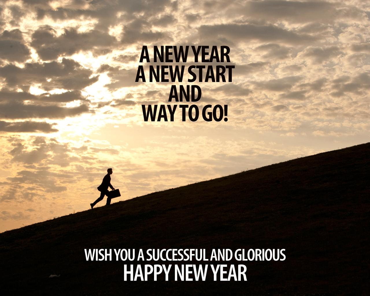 Happy New Year Wishes, Messages, Quotes 2018 - Techicy