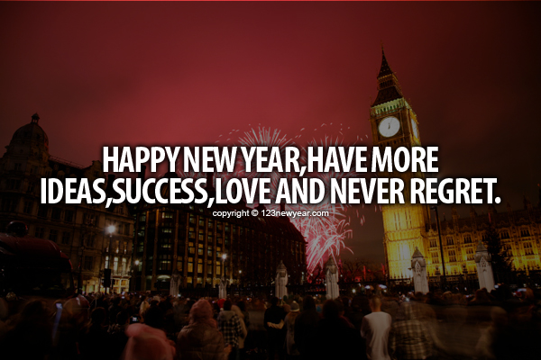 Happy New Year Wishes, Messages, Quotes 2016