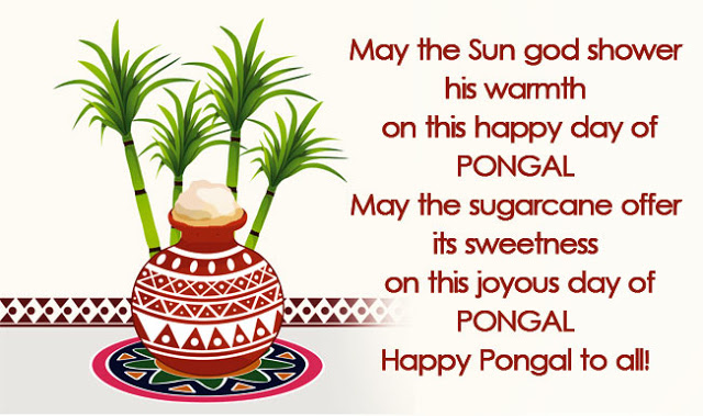 Happy Pongal Facebook and WhatsApp Status