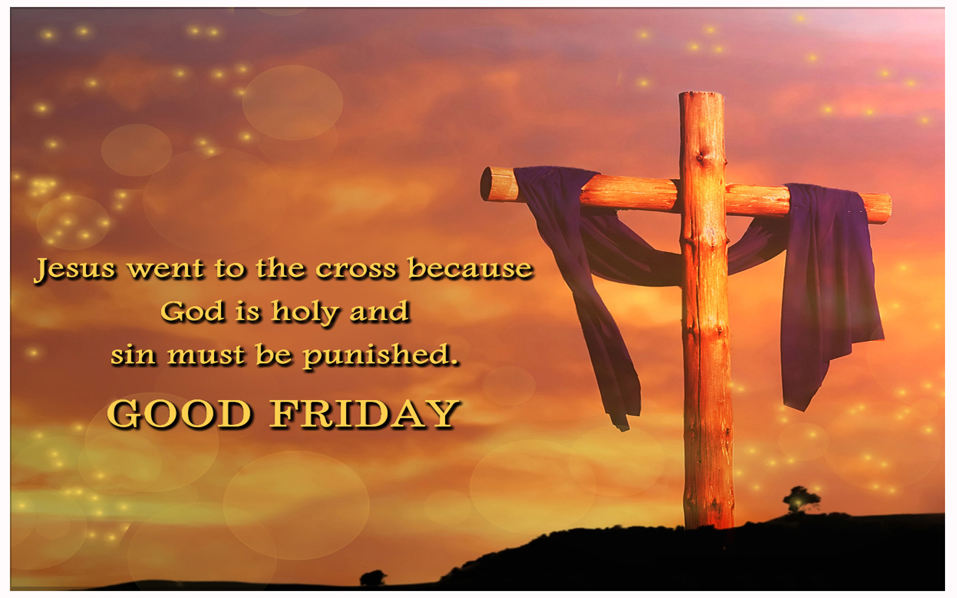 Happy Good Friday 2019 Wallpaper- Download Free Wallpaper