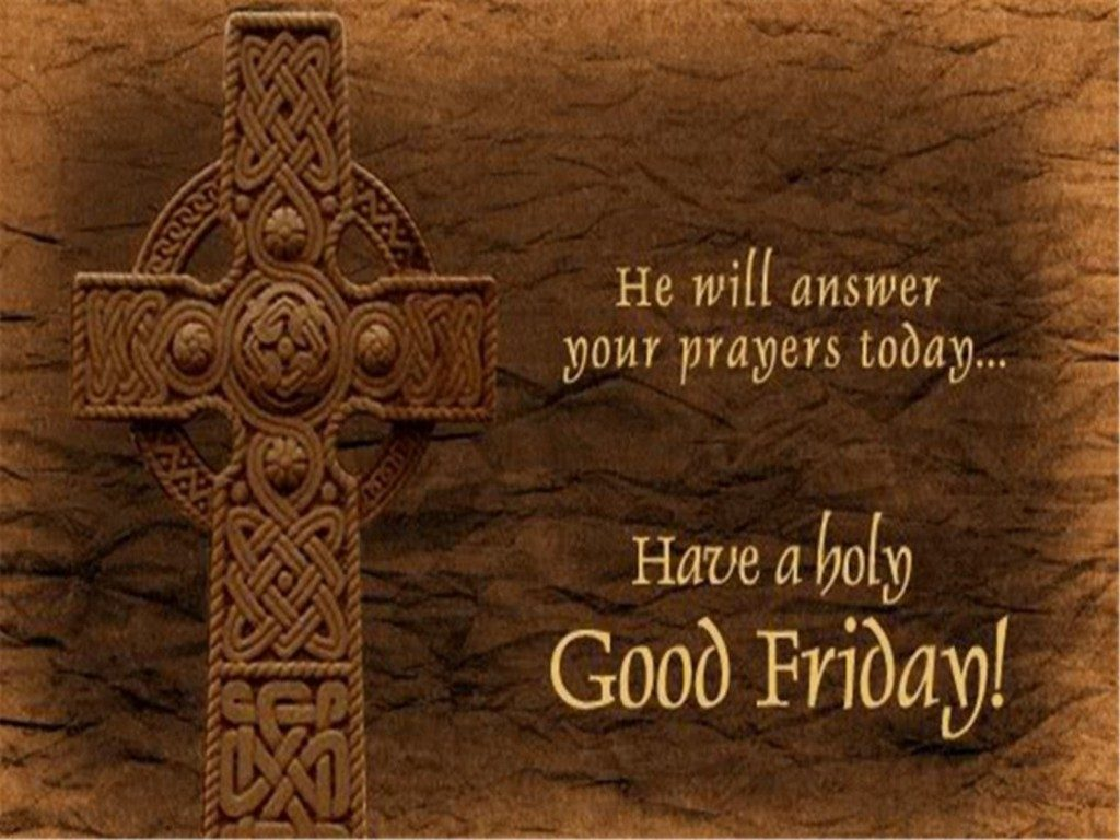 Good Friday Wallpaper