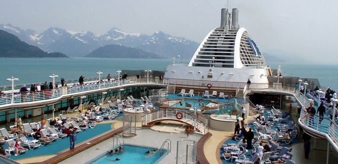 Cruise Experience Safe and Secure