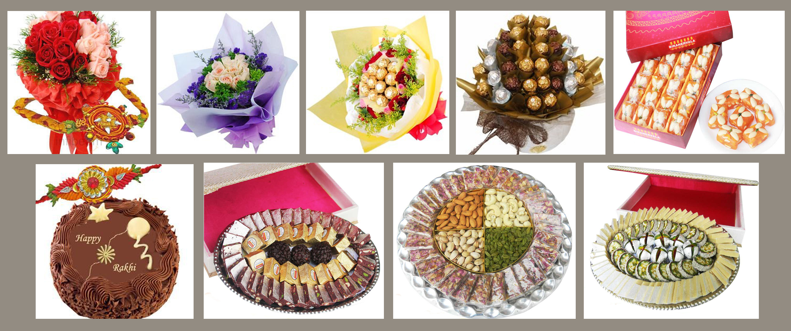 Raksha Bandhan Gifts Ideas For Sister and Brother
