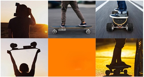 power Airwheel electric hoverboard M3