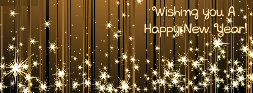 Happy New Year FB Cover Photos, Banners for 2017 Free Download