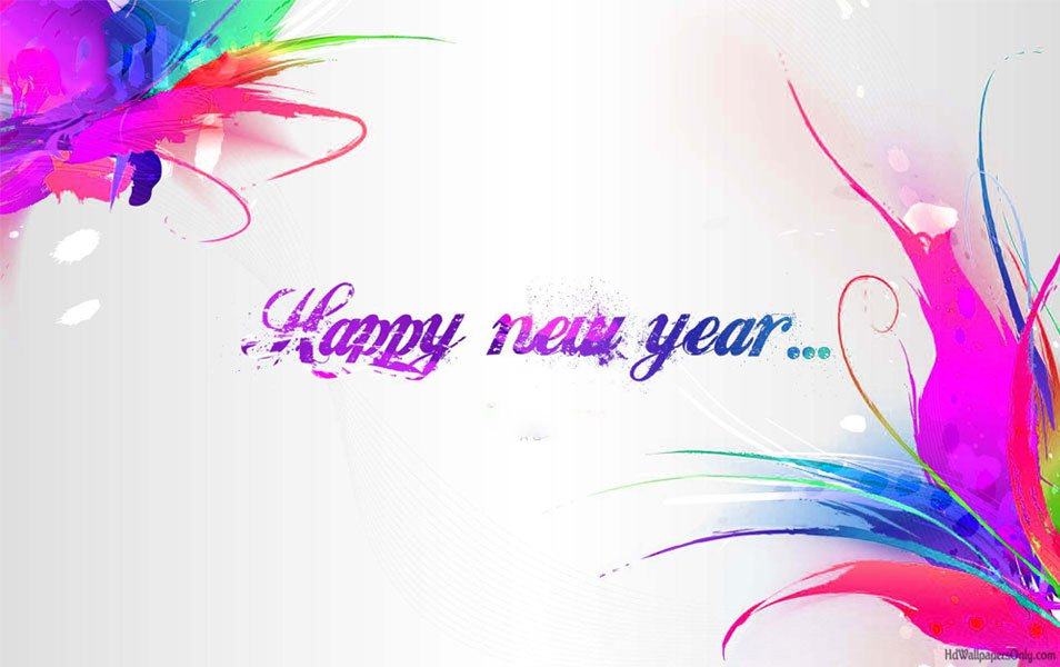 Happy New Year Greeting Cards 2018 - Free Download - Techicy