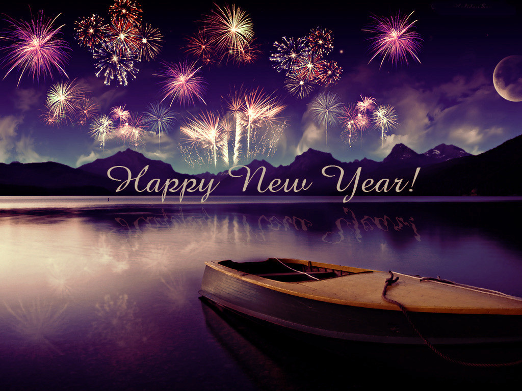 Happy New Year Wallpapers 2018 Hd Images Free Download