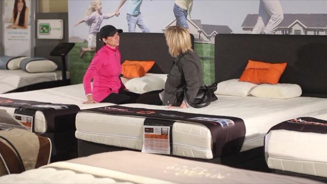 How mattress improves health