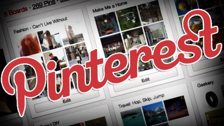 Web Design Inspiration on Pinterest