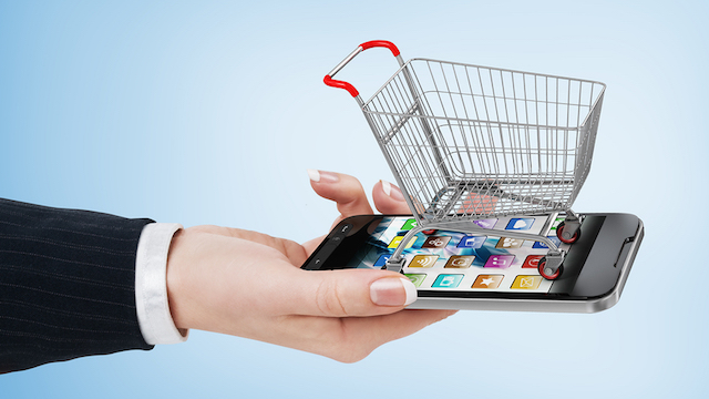 The Shopping Cart of the Future