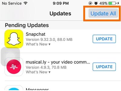 Check App Updates