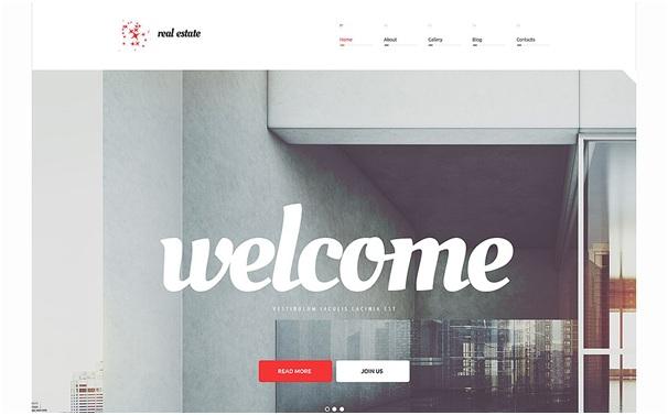 Real Estate Agency Responsive WordPress Theme2