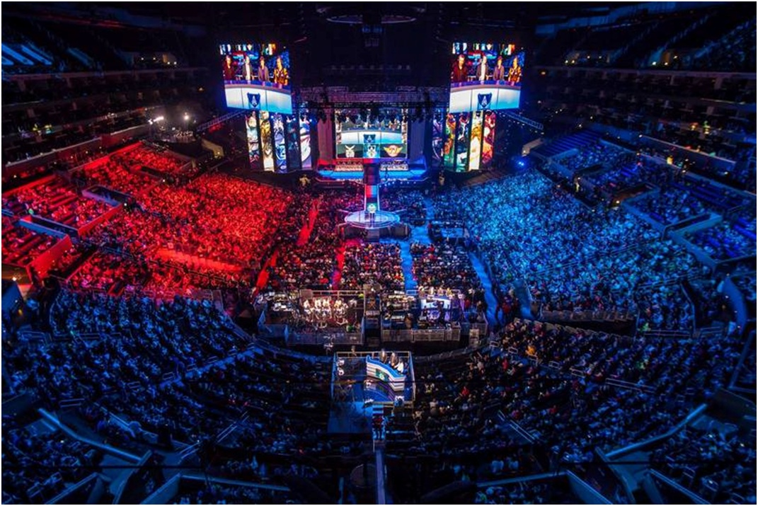 Rise of eSports