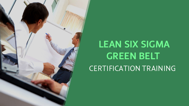 Six Sigma Green Belt Online Training