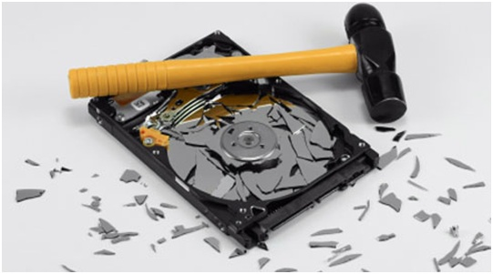 Data Destruction Is Essentially Important