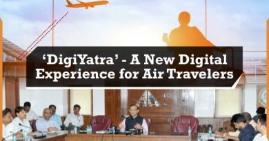 Digiyatra Flying Experience to Air Passengers