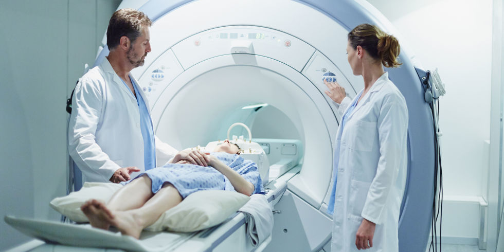 Preparation for the MRI