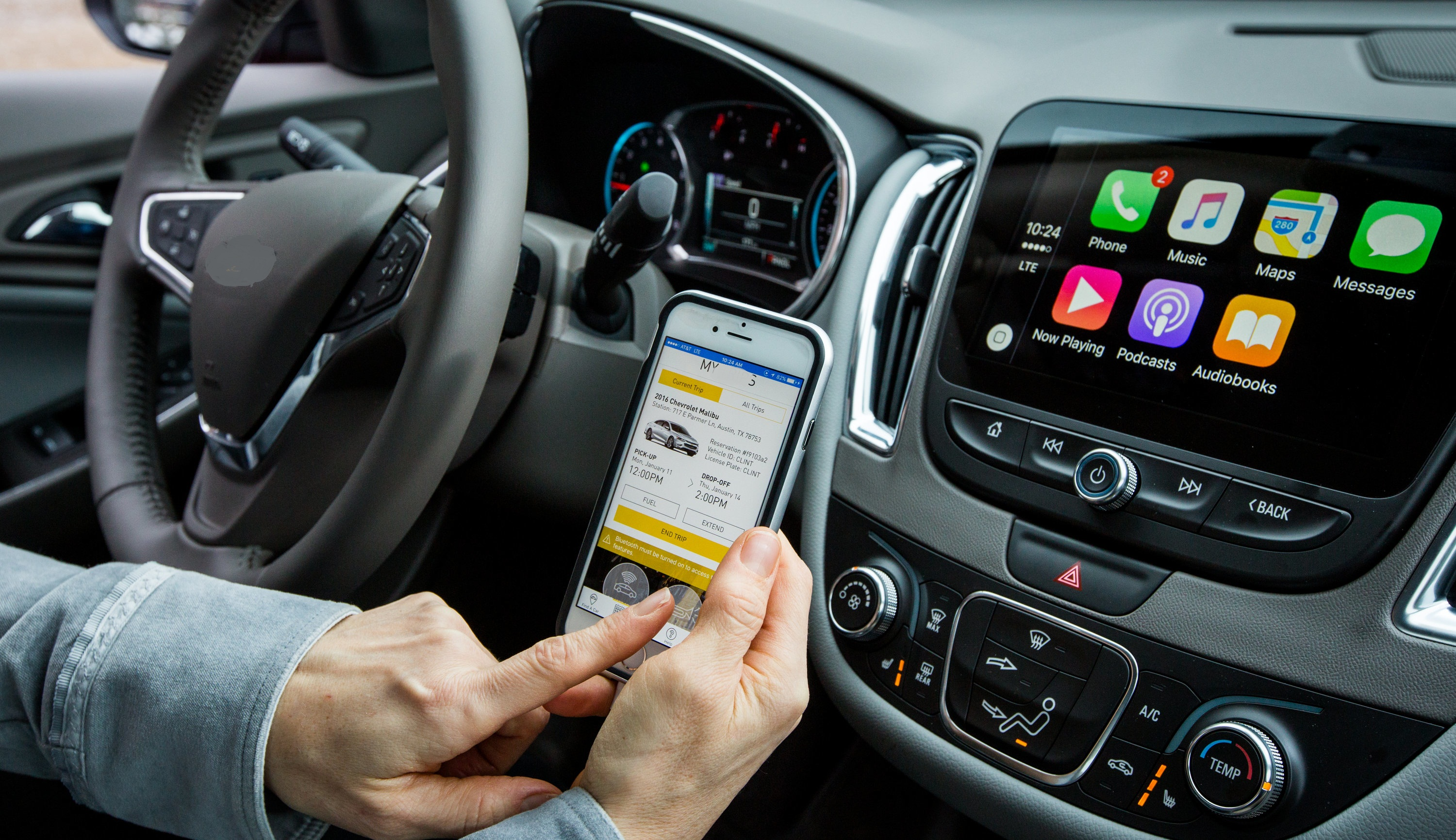 Technology Drive Your Car Sharing Business