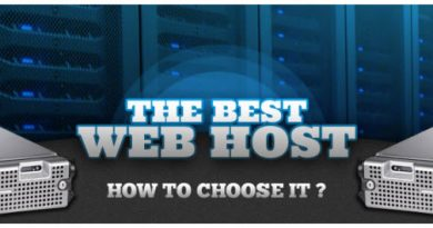 Choosing Your Web Hosting
