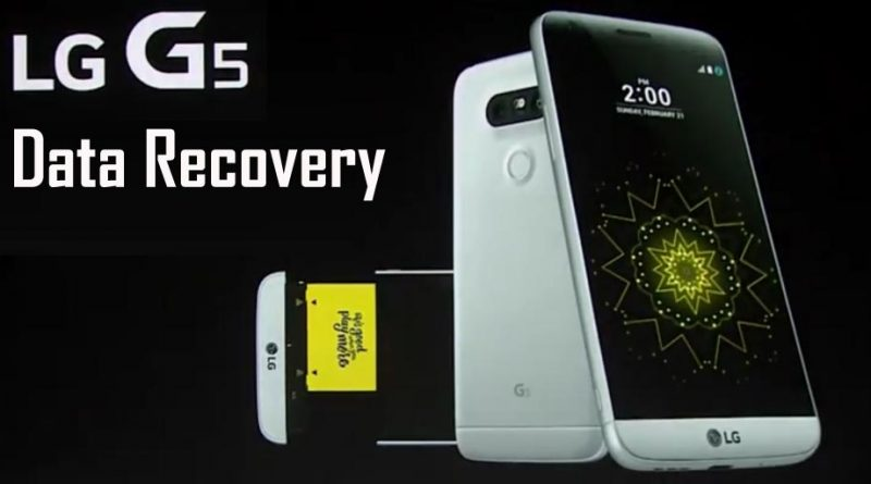 Recover Deleted Photos from LG G5