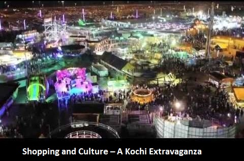 Shopping and Culture – A Kochi Extravaganza