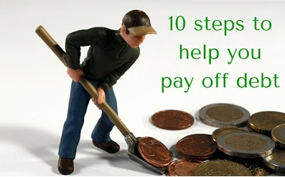 Pay Off Debt in 10 Steps