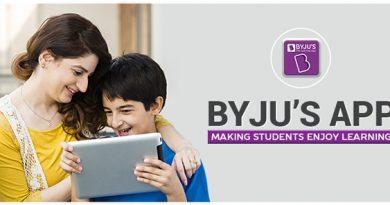 Byju's App Students Enjoy Learning