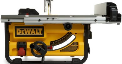 Dewalt DW745 Portable table saws