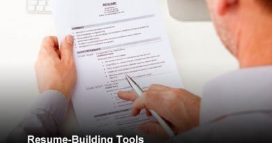 Intelligence Tools ThatHelp In Building A Perfect Resume