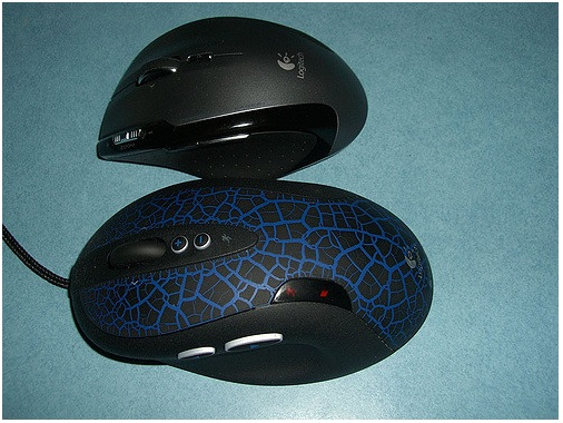 The Etekcity Scroll X1 -Gaming Mouse