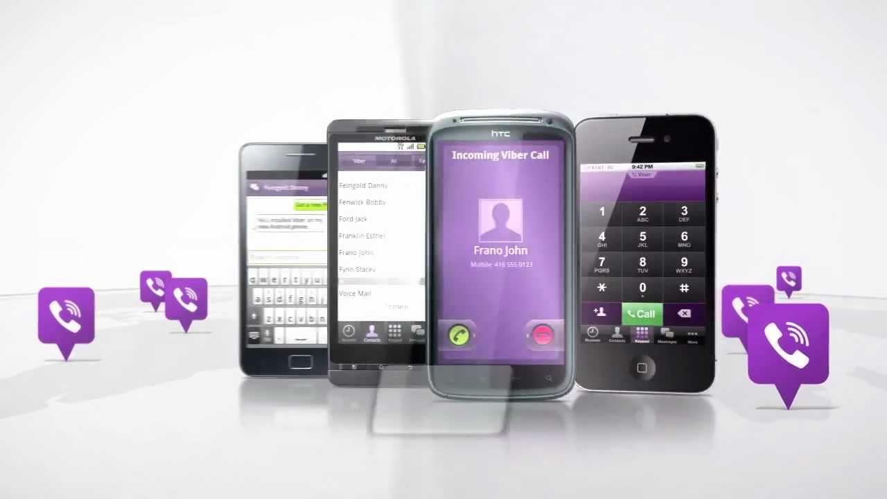 Viber's International Calling App