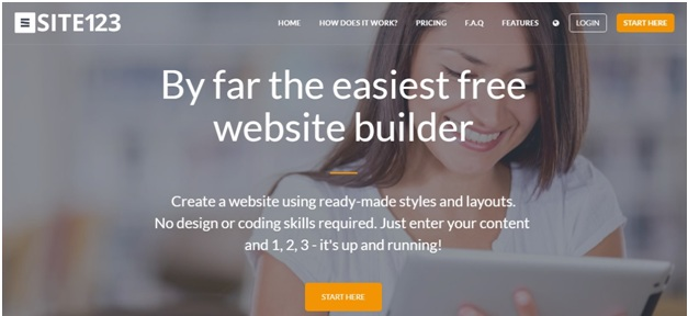 Website Builder for Small Businesses