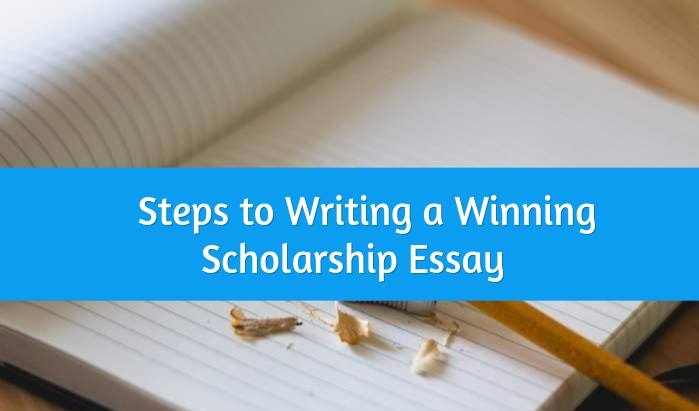 Write a Winning Scholarship Essay