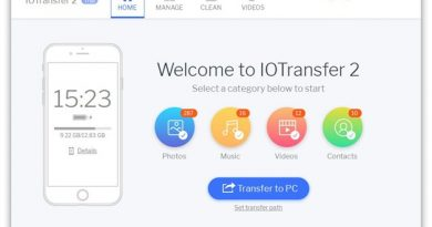 Ease with IOTransfer2