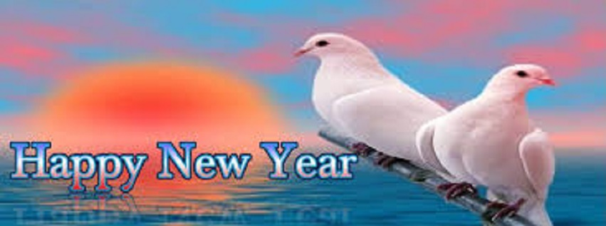 Happy New Year FB Cover Photos for DP Profile Pics