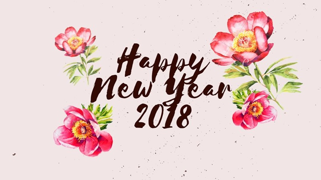 2018} Happy New Year HD Wallpapers, Images (Free Download) - Techicy