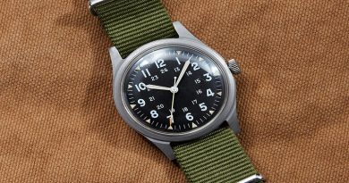 Military Watches Are A Man's Best Friend