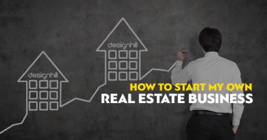 Own Real Estate Business