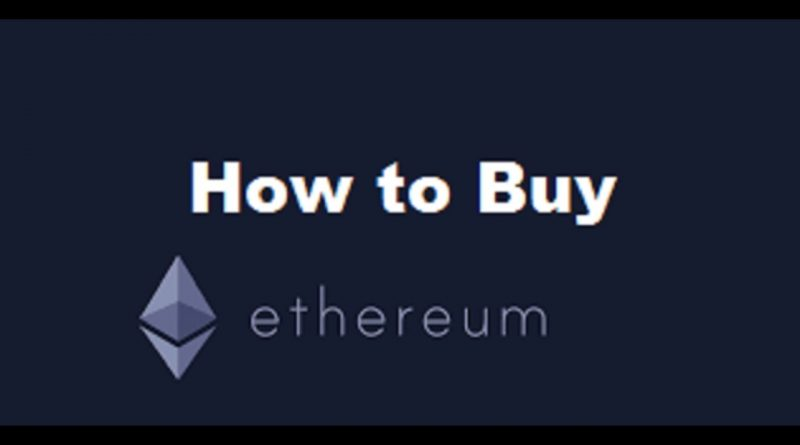 4 Tips To Keep In Mind When Buying Ethereum