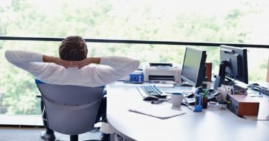 How To Get Comfortable At Work